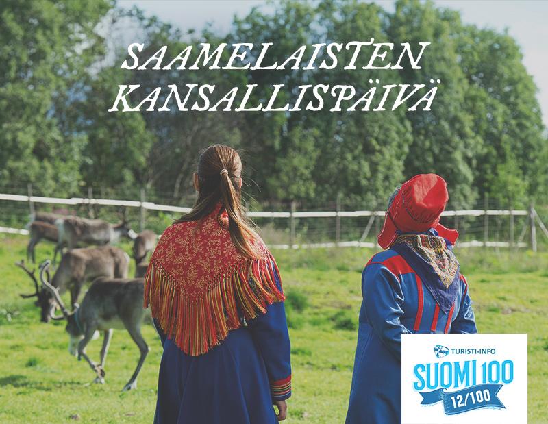 Turisti-Info Saamelaisten kansallispäivä