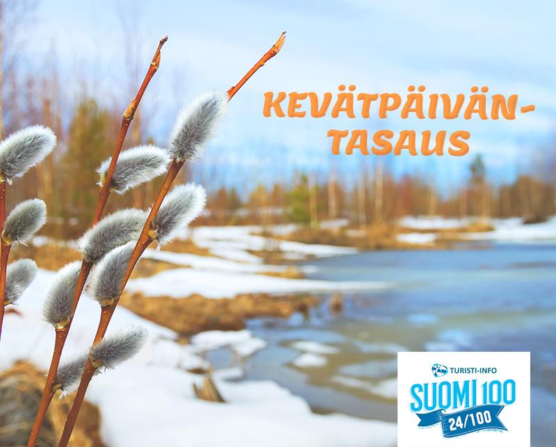 Turisti-Info - kevätpäiväntasaus