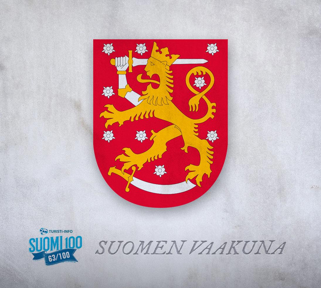 Turisti-Info Suomen leijona