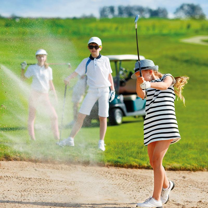 Turisti-Info golf Suomessa