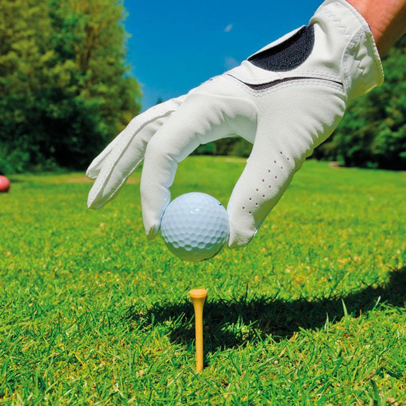 Turisti-Info golf etiketti