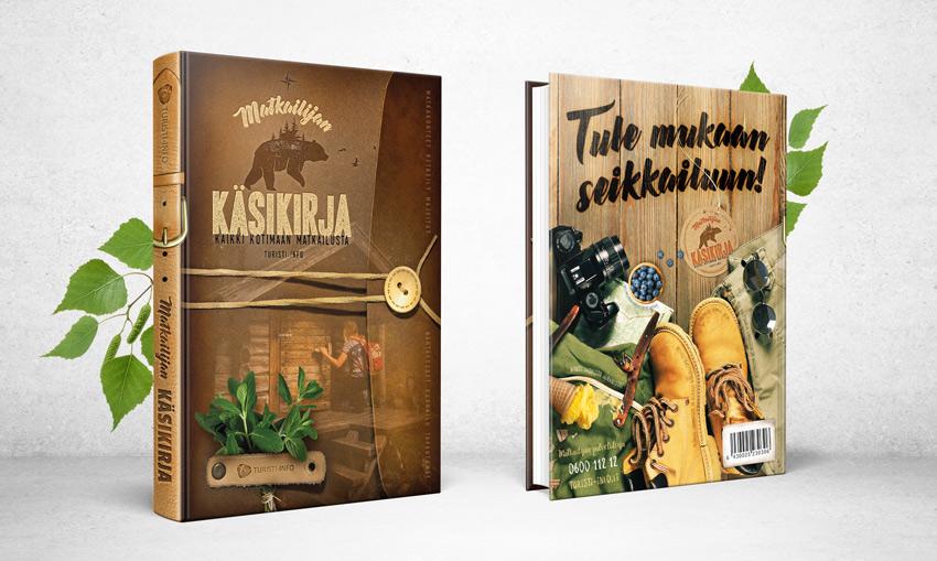 Matkailijan käsikirja - Turisti-Info