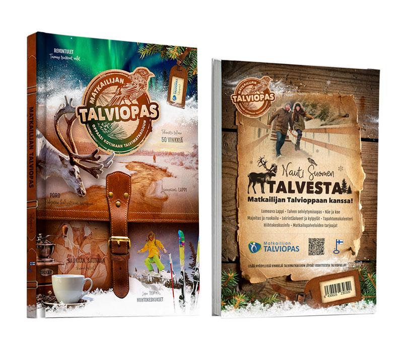 Turisti-Infon Matkailijan Talviopas