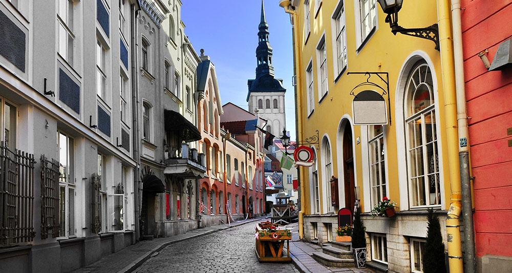 Turisti-Info Viro Tallinna