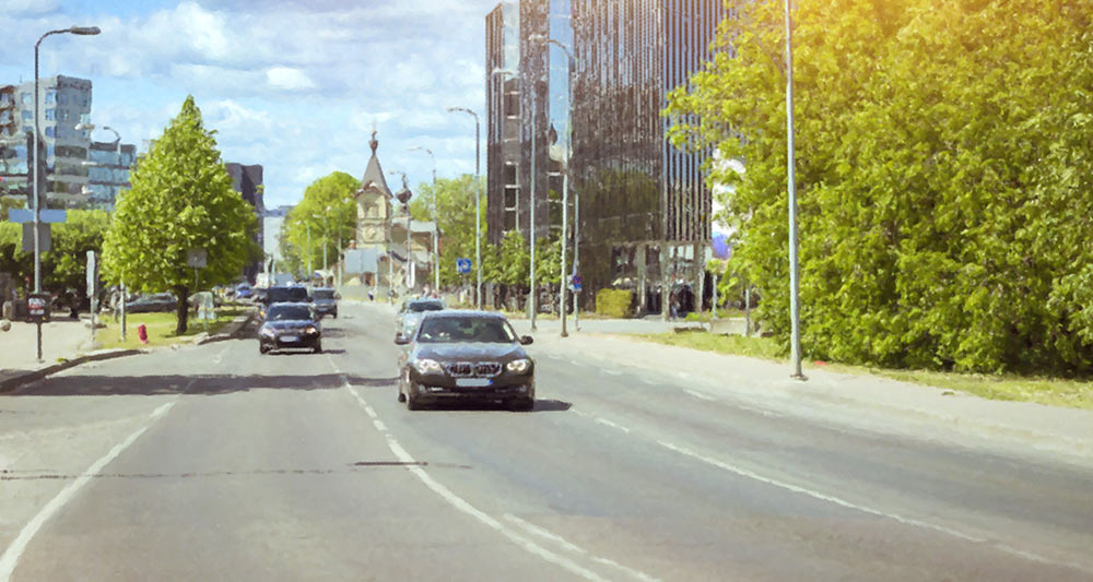 Turisti-Info Viro liikenne