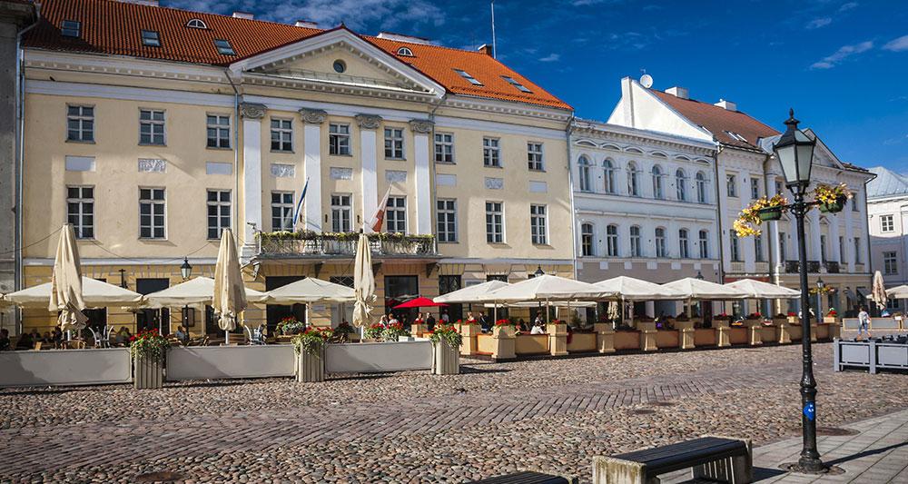 Turisti-Info Viro Tartto nähtävyyksiä