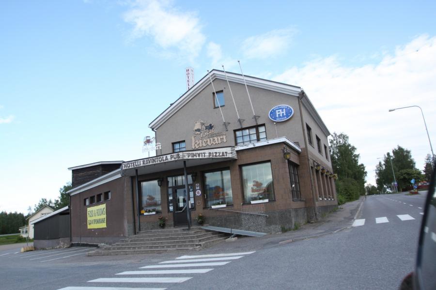 Kemijärvi | Blogit | Turisti-info