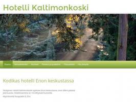 Hotelli Kaltimonkoski